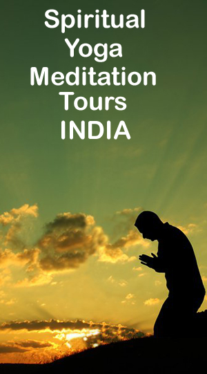 Spiritual, Yoga & Meditation Tours in India