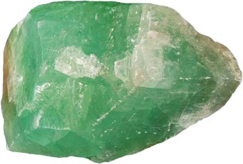 Green Calcite Stone Crystal Meaning Healing Properties